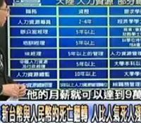 中國薪資超越台灣探討Part2