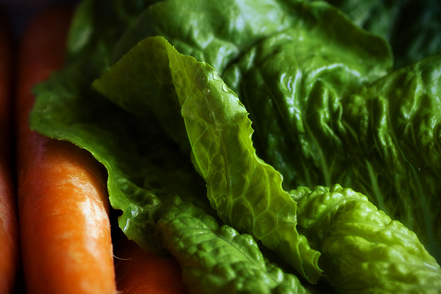 第一口吃蔬菜,「三高」退散!