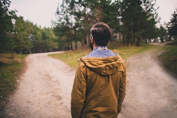 面對人生,你一向有所選擇