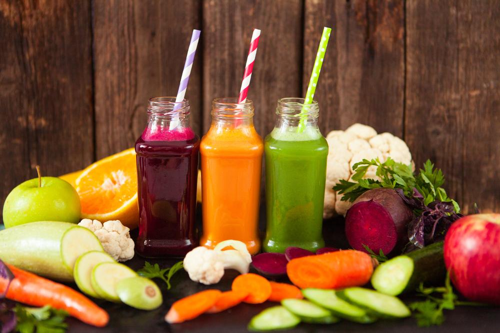 蔬果汁健康嗎?