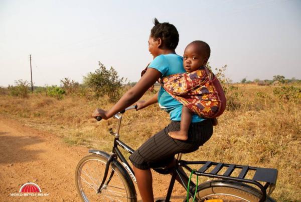World Bicycle Relief─兩個輪子改善世代貧窮