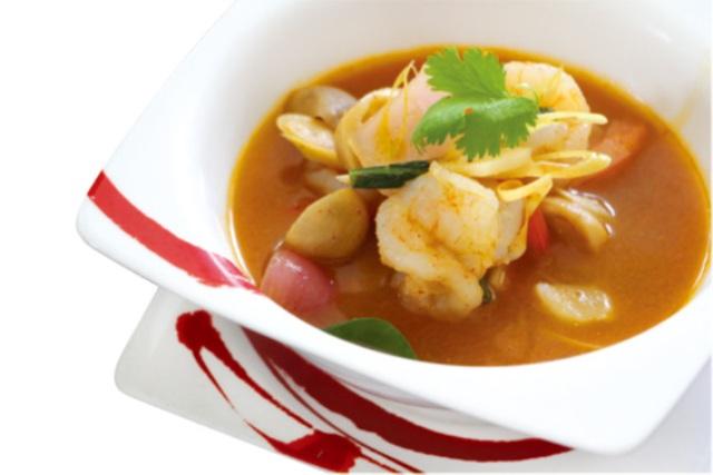 出走曼谷的泰式美食饗宴