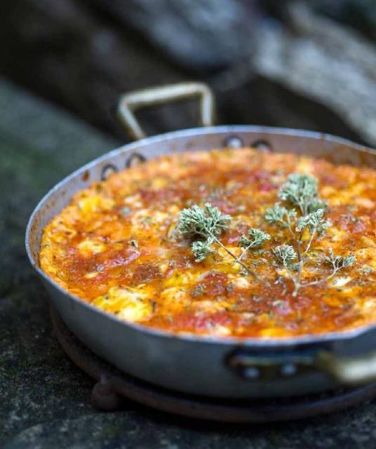 你也可以簡單做,義大利傳統小料理!