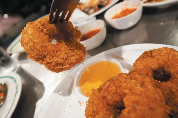 大吃曼谷中國區路邊人氣小吃
