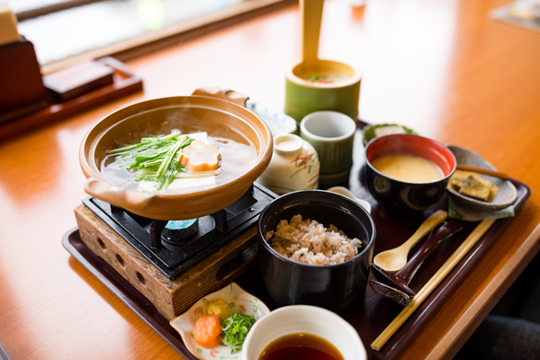 提升免疫力的「1飯+1菜」日式定食!