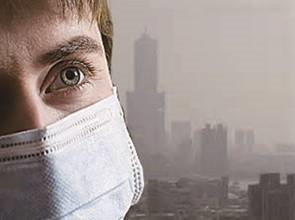連呼吸都致癌! 抗霾口罩防PM2.5