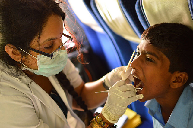從口腔衛生習慣談牙周病的預防