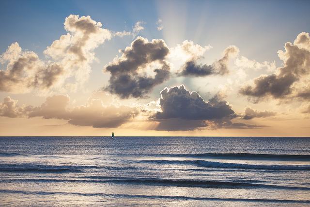 勇敢面對上門的癌症,讓生命風景撥雲見日
