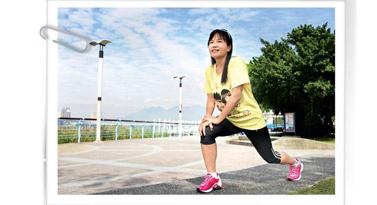 運動前熱身不可少  別讓軟組織受傷