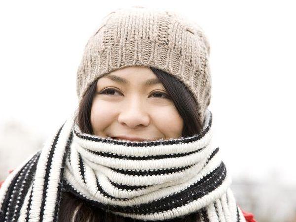 天氣冷易凍傷 保暖防寒護肌膚