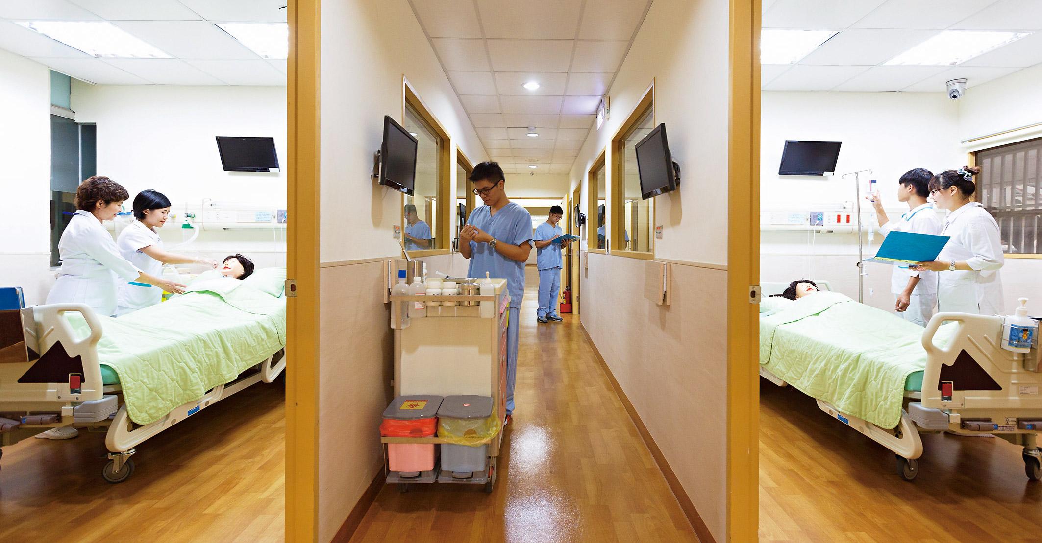 弘光科大護理系