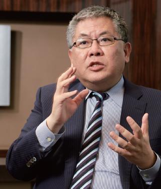 台新金控個金事業群執行長尚瑞強