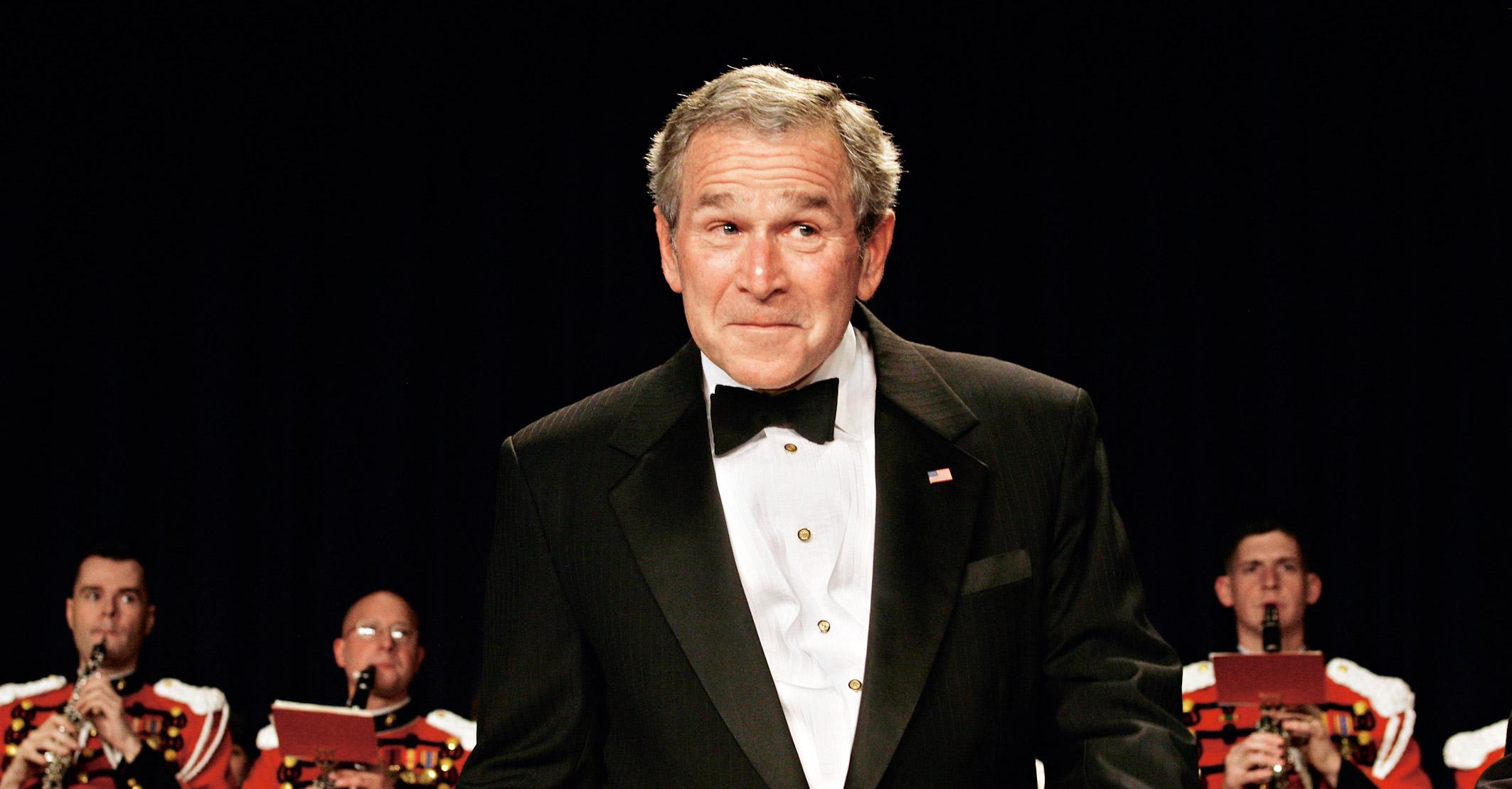 美國前總統小布希