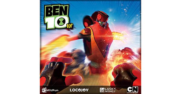 外星英雄Ben10 VR