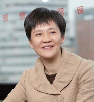 台新銀行客群經營處副總經理劉樹芬