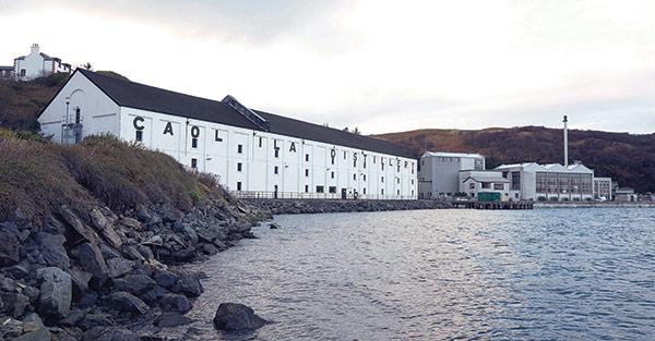 Caol Ila卡爾里拉酒廠