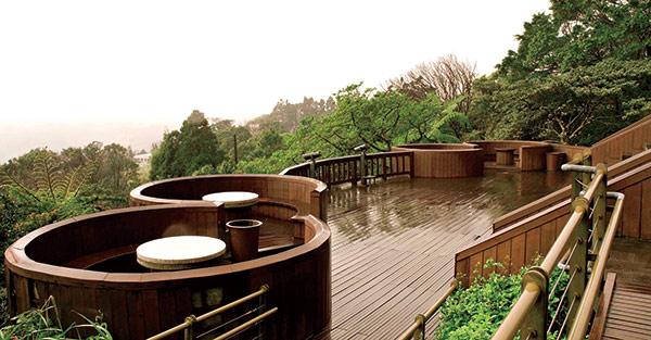竹子湖觀景台