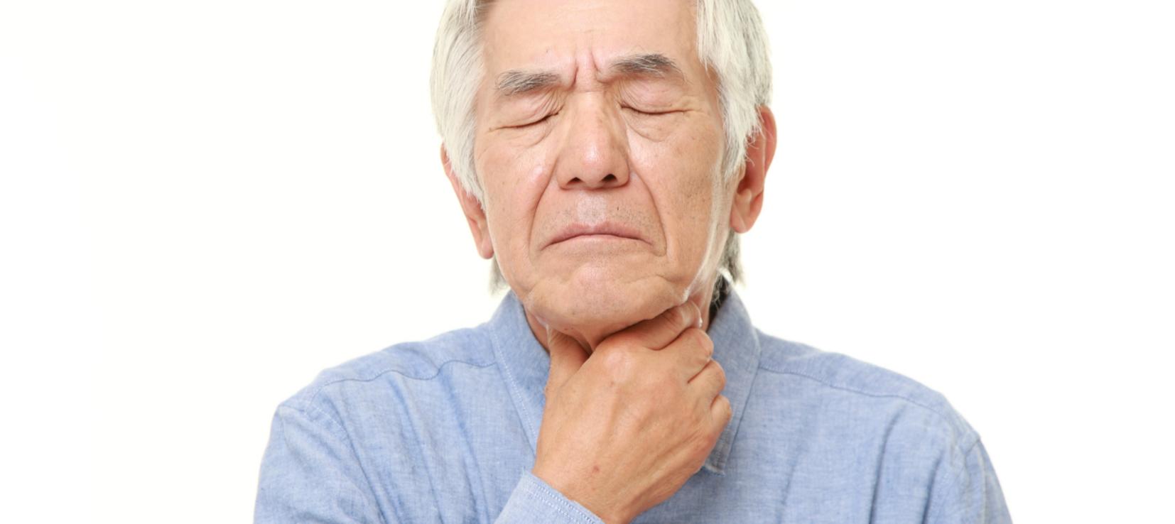一覺醒來沒聲音!檢查竟是肺癌上身