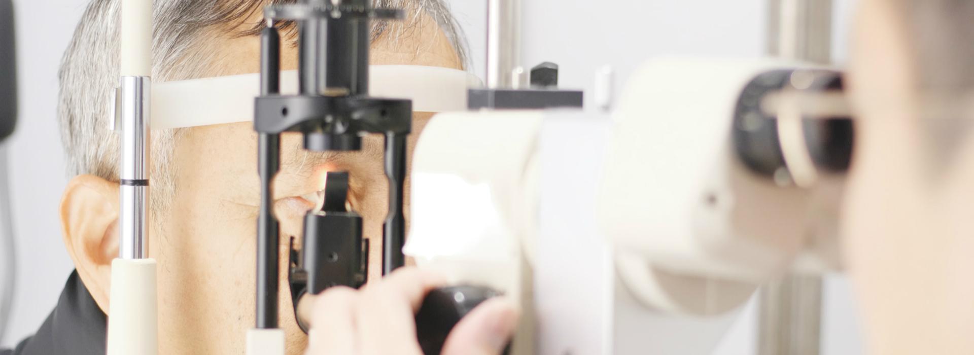 黃斑部病變恐失明 眼底檢查別輕忽