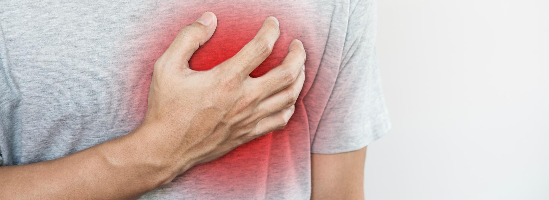 老煙槍戒菸後胸悶 檢查才知是心肌梗塞