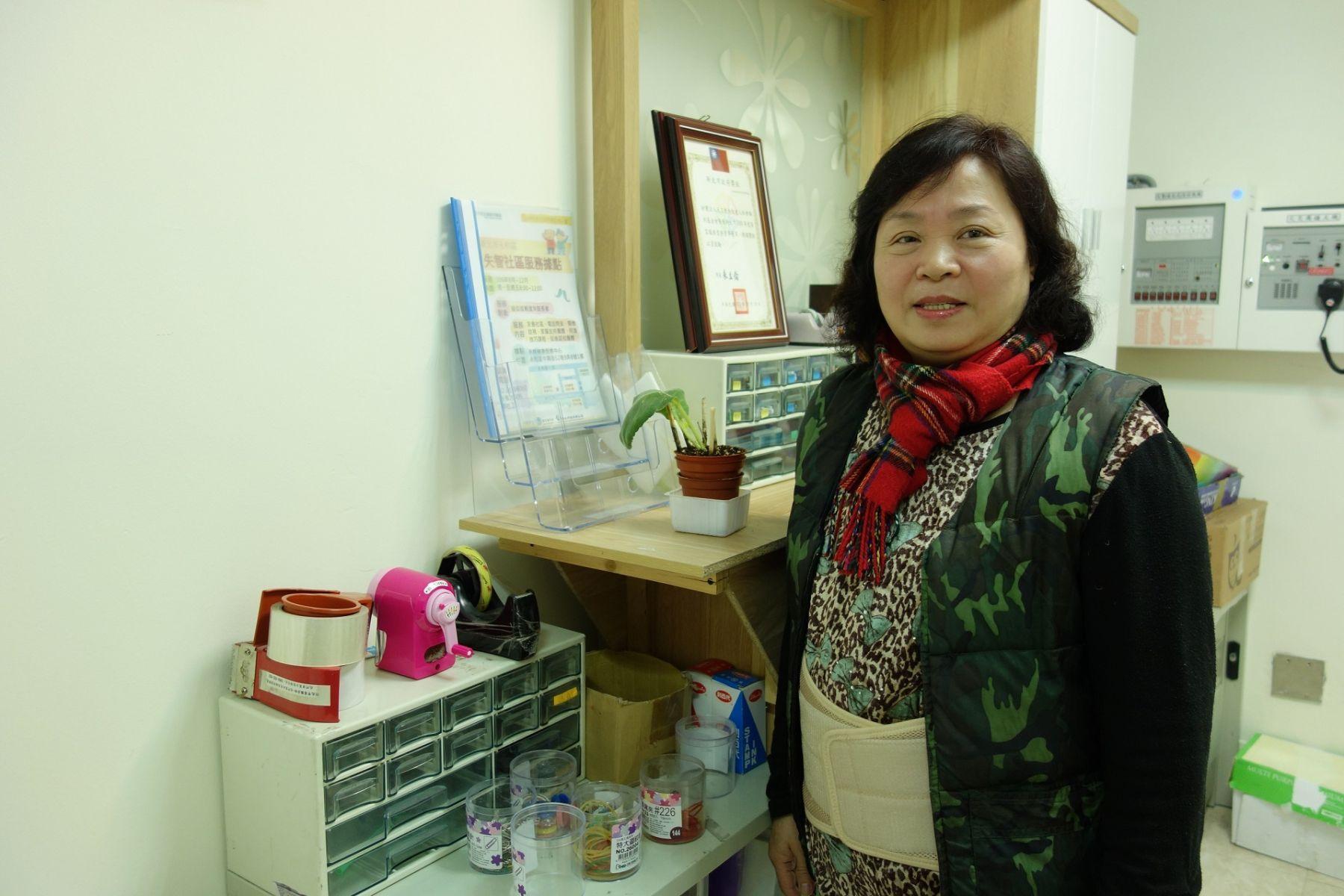 像照顧家人一樣!65歲瓊琬姐 做居服員找到自信