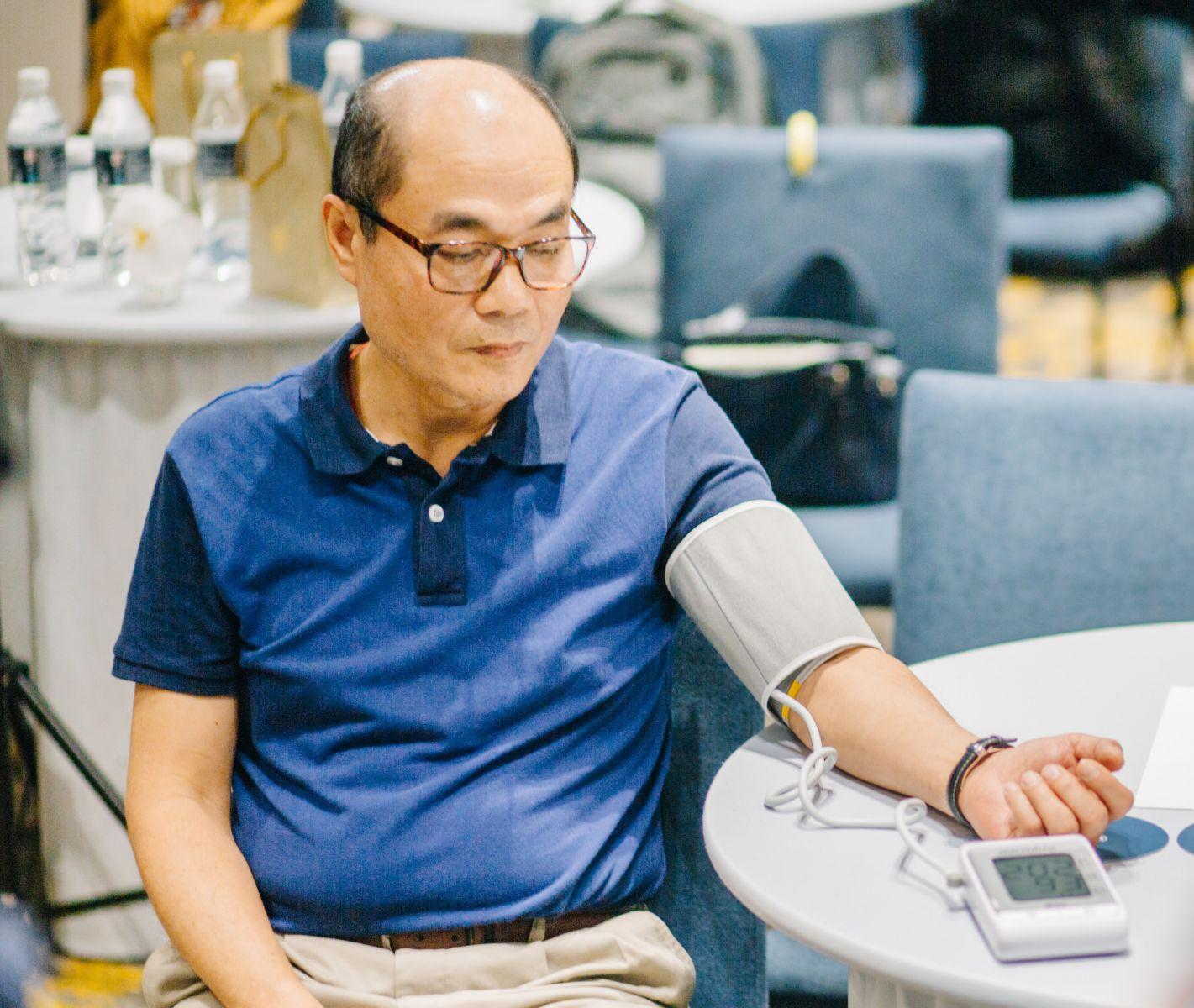 高血壓控制不良 當心全身器官都遭殃
