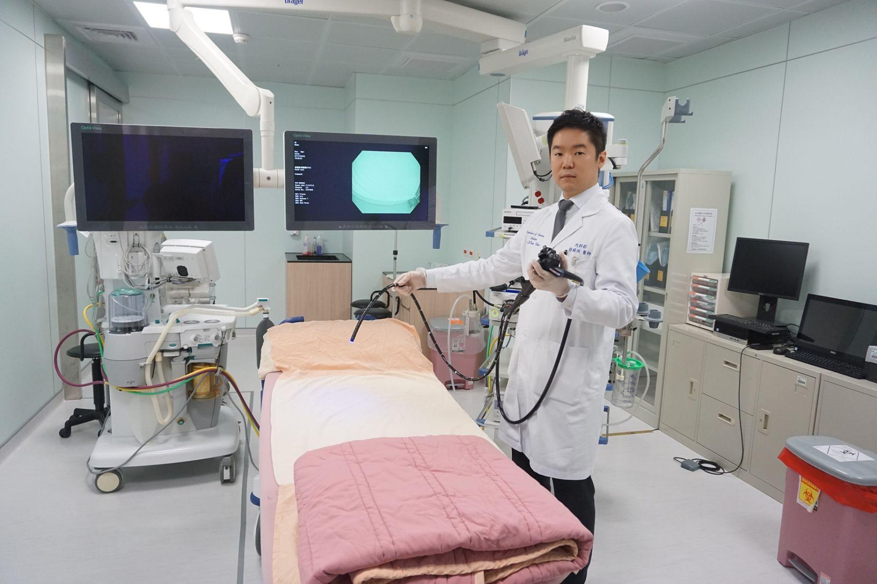 直腸癌不一定要「開腸剖肚」 內視鏡也可切除腫瘤