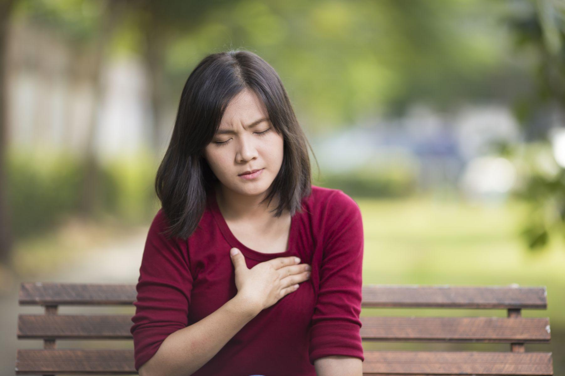 胸悶、暈眩恐是心臟病前兆 醫師教你這樣護心