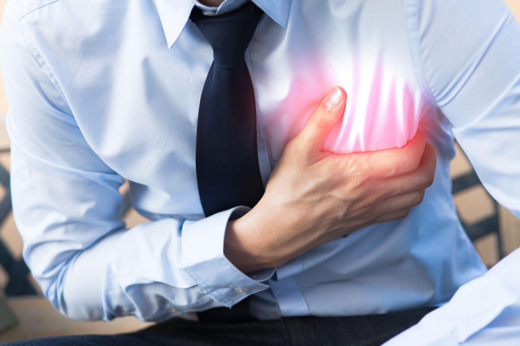 心臟病非老人專利!36歲男子心肌梗塞 這樣做保住一命