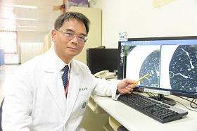 工人吸粉塵40年罹肺癌!醫:善用低劑量電腦斷層揪病灶