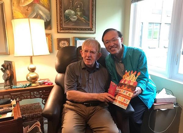 奉獻台灣40年、成立首間加護病房!整外名醫羅慧夫91歲辭世
