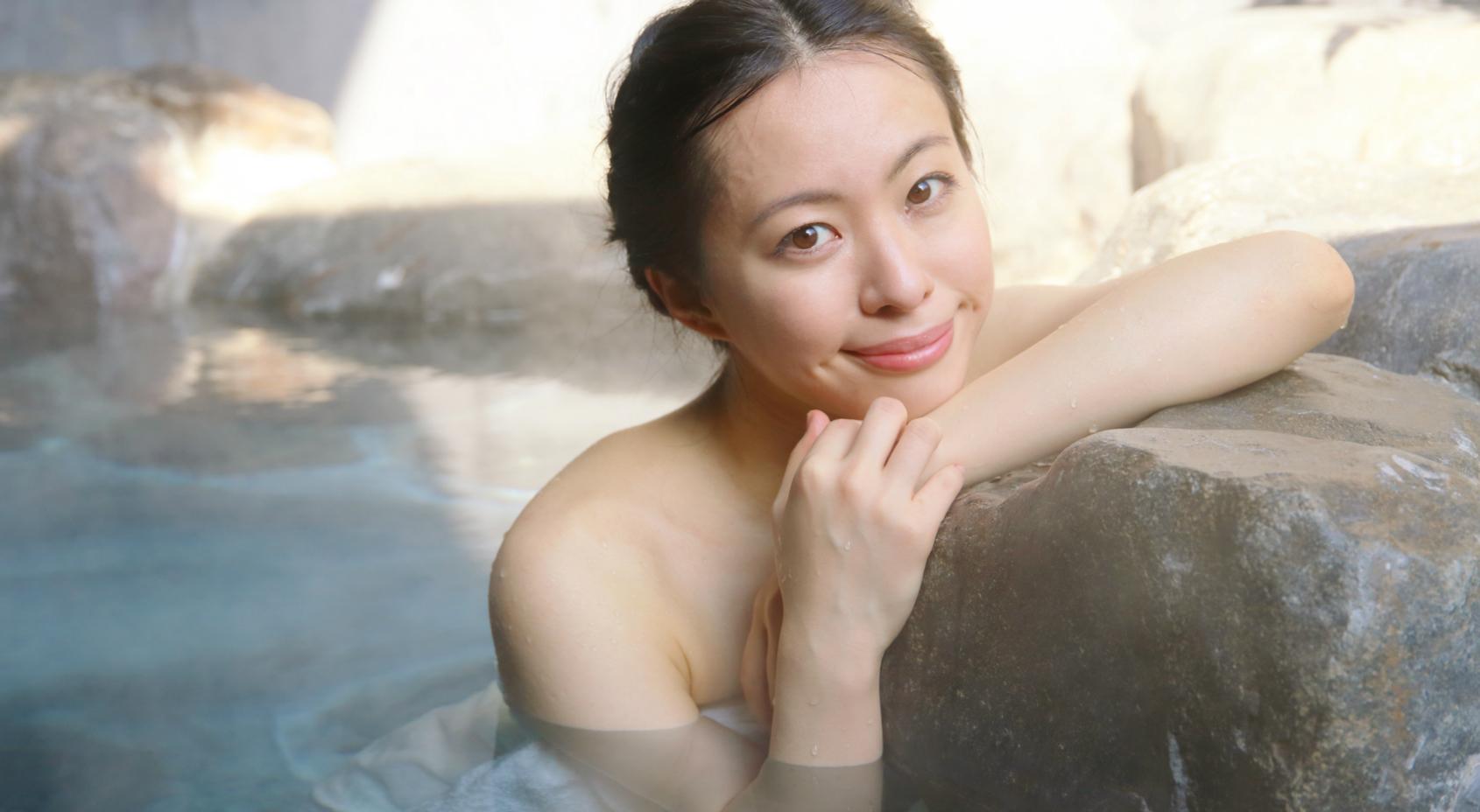 幸福的起點  中台灣一定要去的溫泉