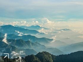 南投合歡山》登百岳不難!這條柏油步道 讓你一小時輕鬆登上主峰