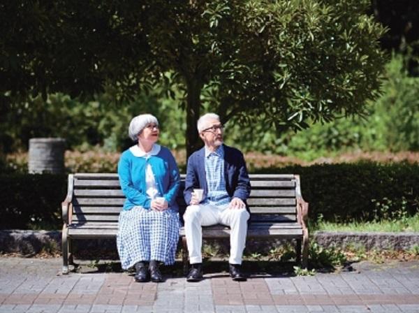 一起去旅行,日本銀髮夫妻「bonpon」要在60歲後共同營造快樂回憶