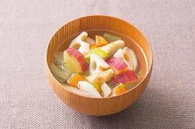 蔬果助防癌 抗癌專家力推這道蔬菜湯
