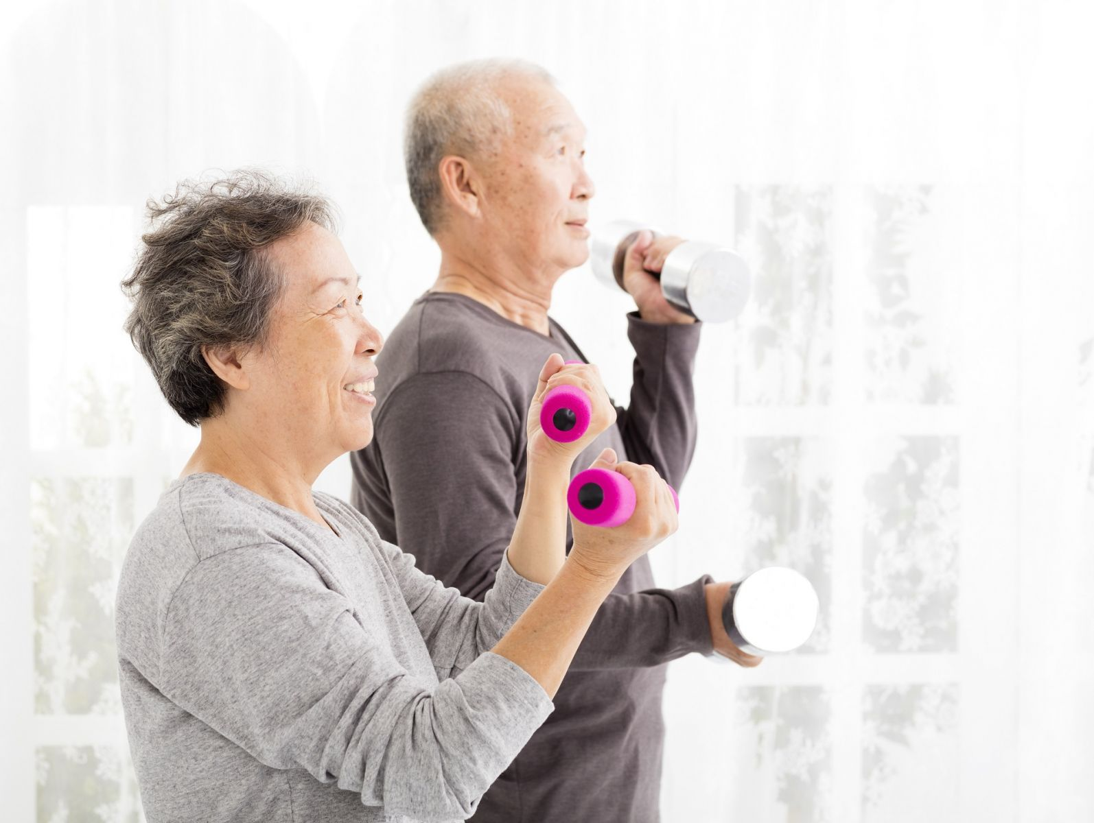 尋找符合熟齡需求的「不老健身房」 到衛生所就可以!