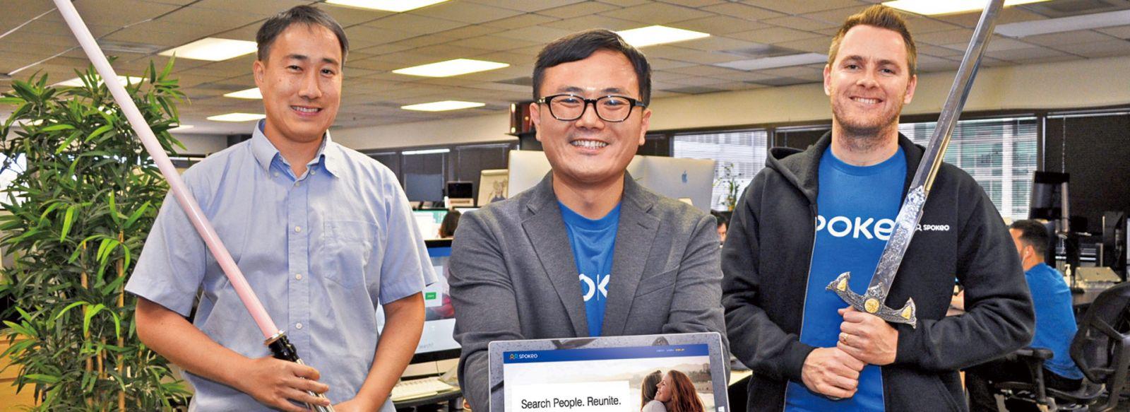 這些台裔創業家,在矽灘發光