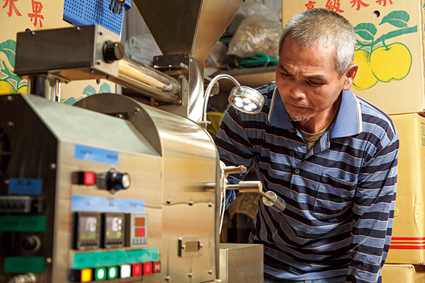 神谷山莊園咖啡農