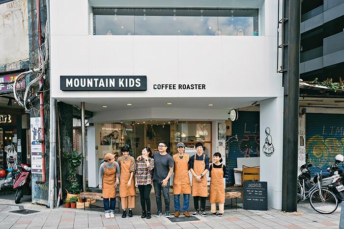 MKCR 山小孩咖啡