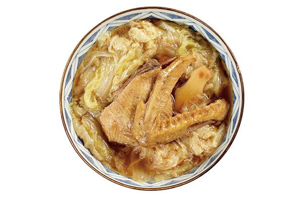 冬菜肥鴨湯