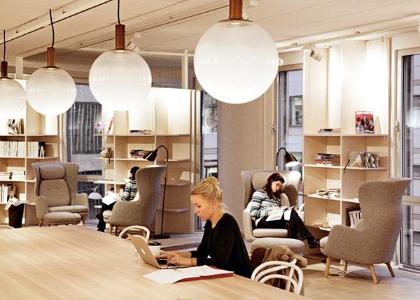 H&M圖書館
