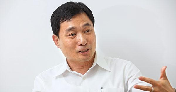 中鼎印度公司總經理 林天生