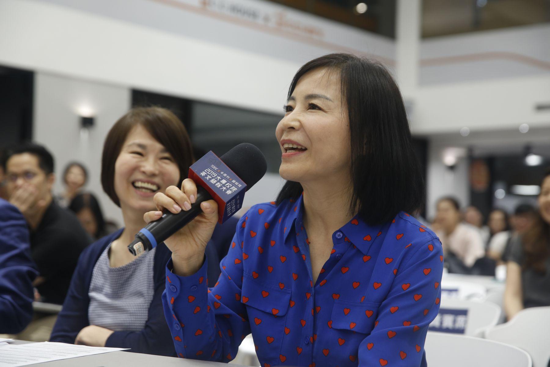 麥當勞中國首席營運官林慧蓉