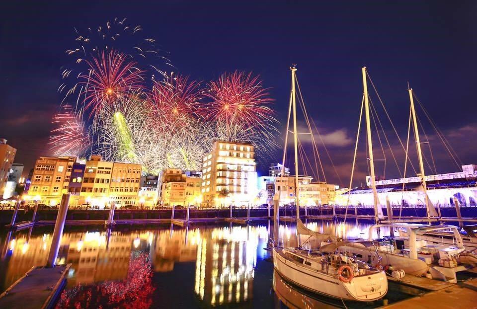 澎湖花火節為每年吸引數十萬人次來到澎湖遊玩的重要慶典