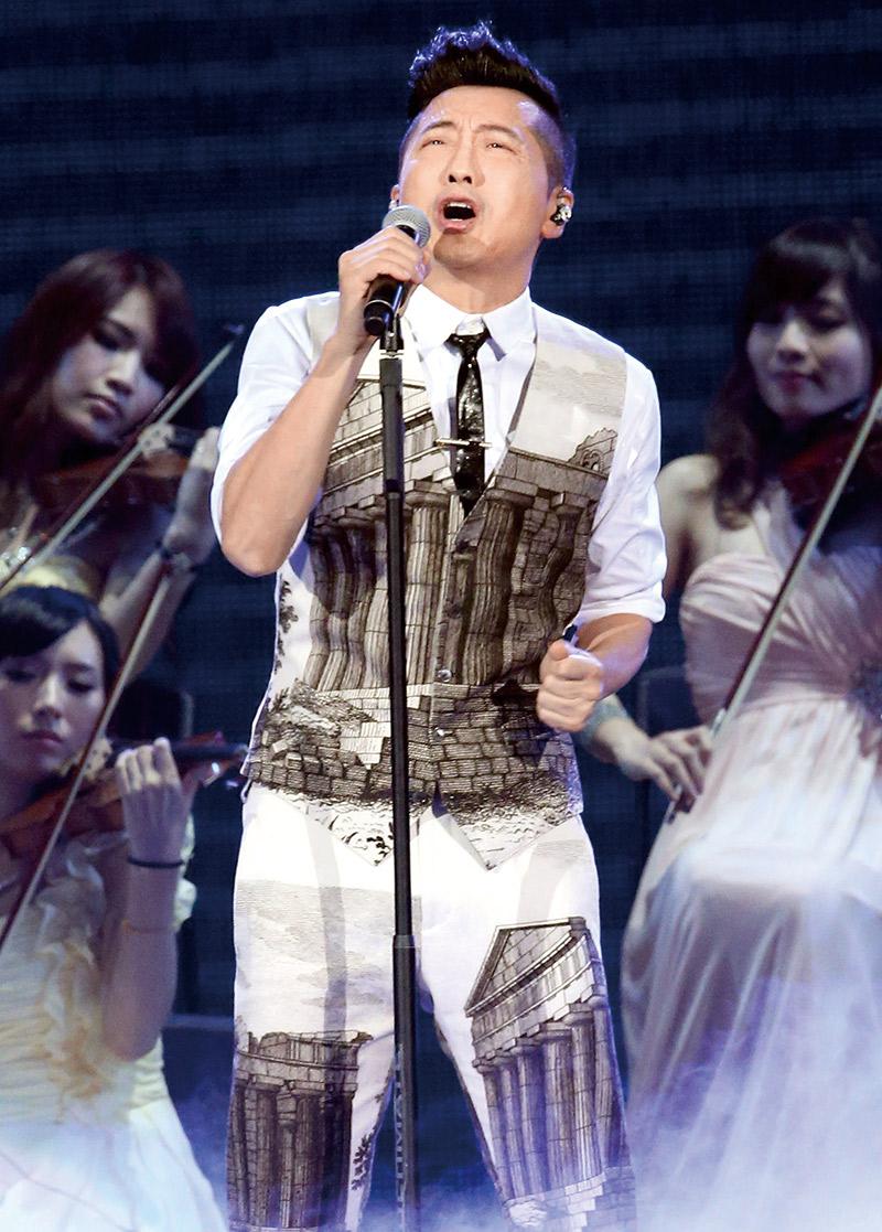 哈林歌唱創作實力堅強,作品極具音樂性