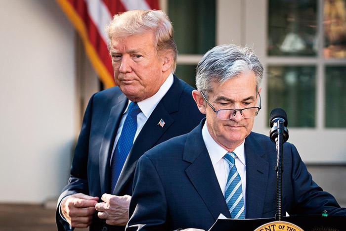 聯準會在日前的利率會議上宣布維持利率不變主席鮑爾稱降息的理由正在增強。