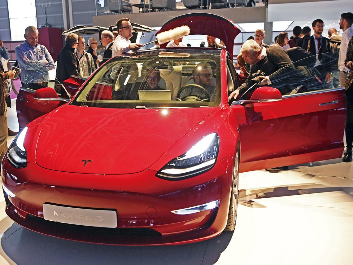 特斯拉Tesla業績表現不如預期電動車仍是未來最具發展潛力的產業
