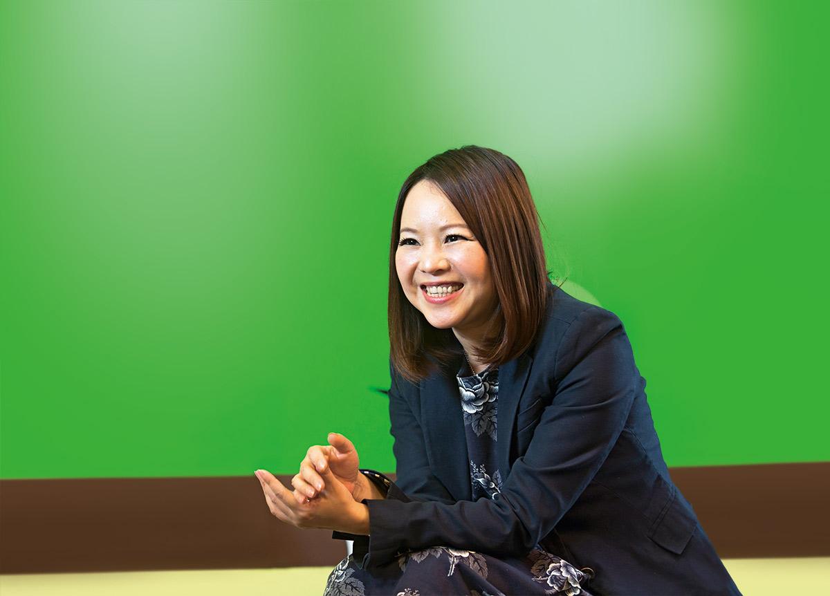 台灣麥當勞品牌整合行銷副總裁 李意雯