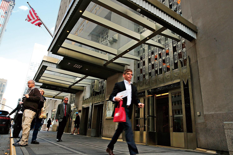 紐約地標華爾道夫飯店成為安邦名下資產