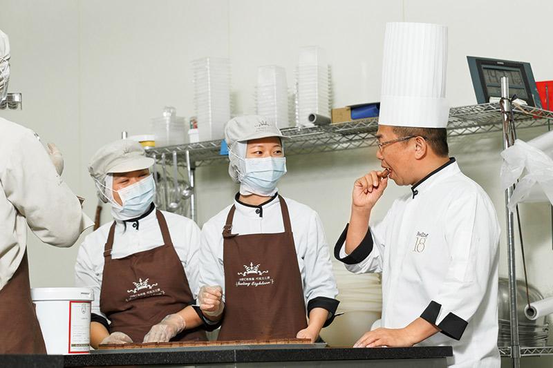 18度C巧克力工房,「吃」就是最大的創意來源